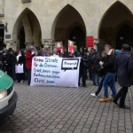 Kundgebung vor dem Rathaus ab 14 Uhr