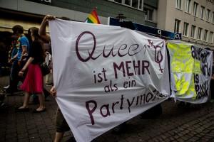 queer ist mehr als ein partymotto